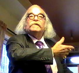 Facet-nating – Diamond Legend Comes to Cornwall Ontario – Sir Gabriel (Gabi) Tolkowski – November 27, 2009