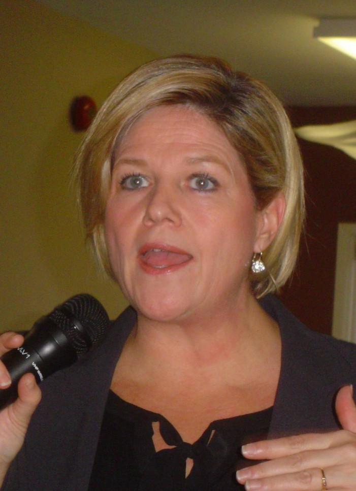Is NDP Leader Andrea Horwath Ready to Roll With a Spring Election in Ontario? by Jamie Gilcig
