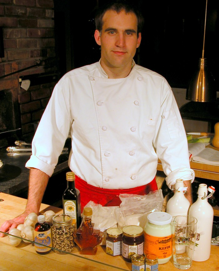 You asked for them; Recipes from Chef Shawn Kretz 100 Mile Cuisine Episodes 1& 2 – Cooking with Kretz – December 29, 2009