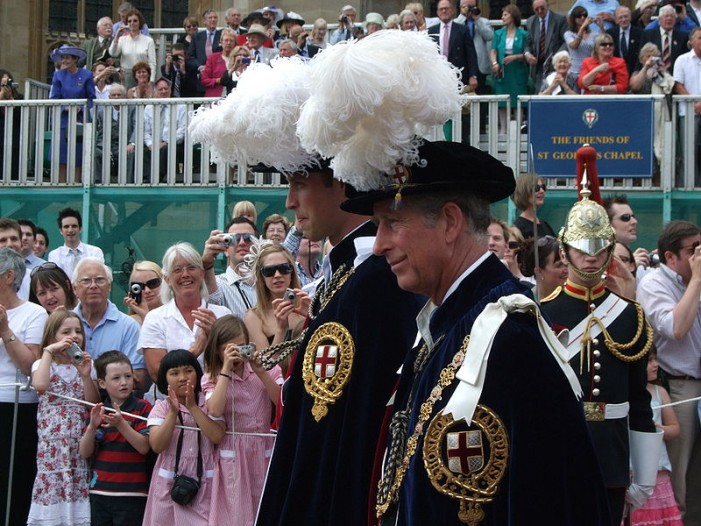 Prince William Inches Closer to Jumping Prince Charles to Become King – December 13, 2009