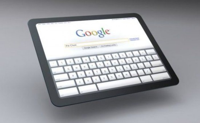 Google to Bite on Apple – To put out their own tablet to compete with iPad – February 3, 2010