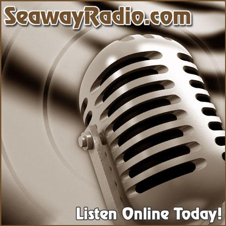 Seawayradio.com  – Crescent Moon Lane Friday 11PM & LIVE from the Cornwall Ontario Farmer's Market in George Assaly Lane Saturday at 8:30 AM