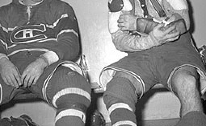 CBC Creates Amazing Archive Page Tribute to Maurice Richard – December 19, 2010 – Cornwall Ontario