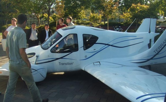 Do you have an extra $194K to be one of the first to buy a Flying Car?  The Terrafugia – June 30, 2010
