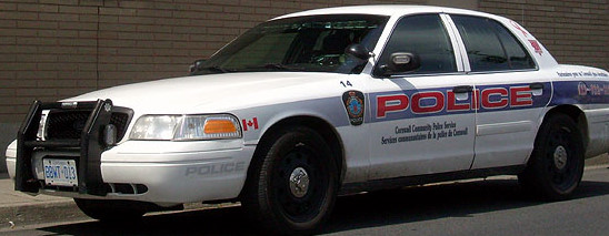 Your Police Blotter for the Cornwall Ontario Area for July 14-15, 2011
