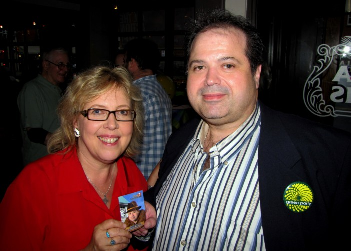 Harper Conservatives Down in Latest Harris Decima Poll – Greens Up – NDP Up – Will we have a Fall Election?  Cornwall Ontario – July 28, 2010