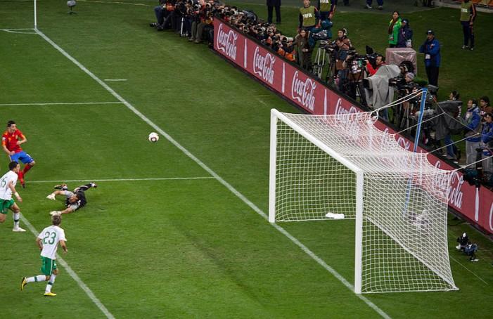 FIFA World Cup 2010 – Spain #1 by David Rawnsley – Cornwall Ontario – July 12, 2010