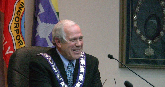 Cornwall Ontario Mayor Bob Kilger Back in Hospital – February 18, 2011