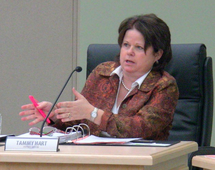 South Stormont Deputy Mayor Tammy Hart Drops Her Support for Stasko Brothers Canadian Bio-Pellet Plant – March 26, 2011