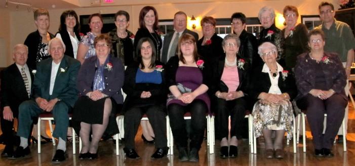 20 bénévoles dans Glengarry honorés pour leur dévouement – April 22, 2011