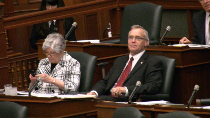 MPP Jim Brownell Rings in Bill 185 Recognizing September 28 in honour of British Home Children – HD VIDEO – May 21, 2011