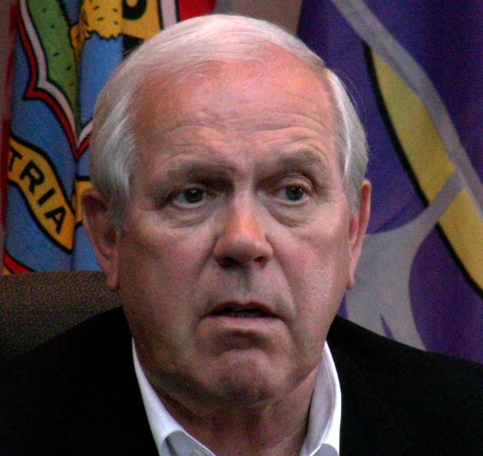 Mayor Bob Kilger of Cornwall Ontario Announces he has Stomach Cancer – HD VIDEO – May 16, 2011