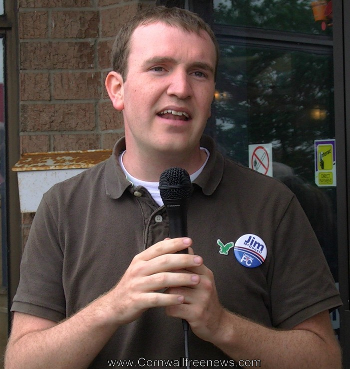 Eric Duncan Not a Gimme for Conservative Nod in SD&G by Jamie Gilcig 020119