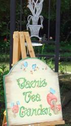 faerie tea garden