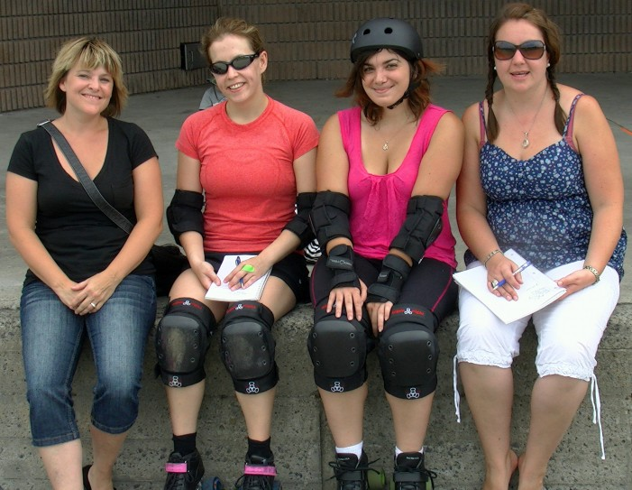 Women's Roller Derby Coming to the Cornwall Ontario Area – August 21, 2011