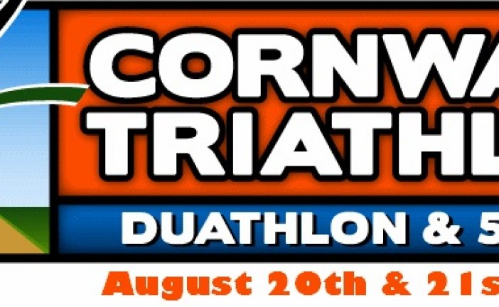 Cornwall Ontario Triathlon Traffic Routes Announcement from City Police – Aug 20-21, 2011