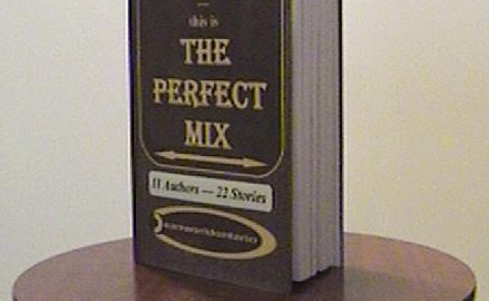 Local Authors Launch The Perfect Mix by Reg Coffey – 30 October 2011