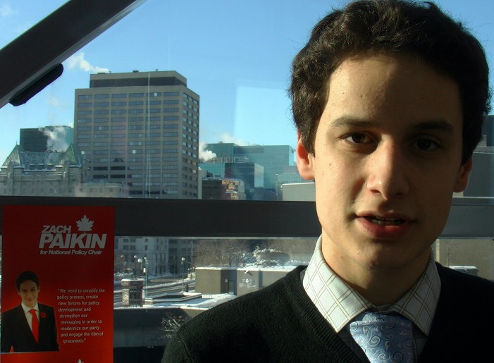 Zach Paikin Not Impressed with Ezra Levant  – Take Your Insults Back to the Playground, Ezra! February 13, 2012