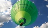 cfn green baloon