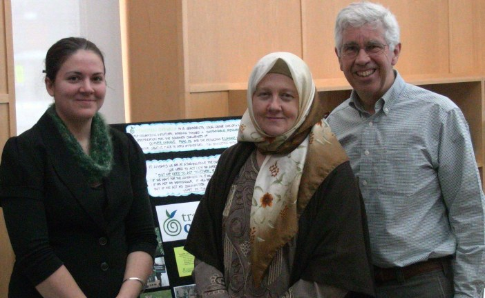 Faiths Find Common Cause in Environmental Concerns in Cornwall Ontario – February 15, 2012