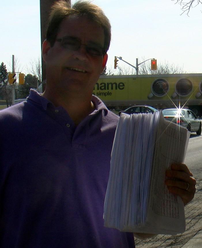 Nurse Protester Chris Cameron on Whistleblowing & Retaliation in Cornwall Ontario  – LTE – HICKLEY SHAY