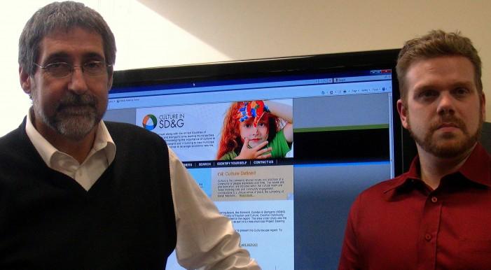 SD&G Community Futures Hires new Cultural Coordinator – TV & Filmmaker Bruce Davis Debuts – March 13, 2012
