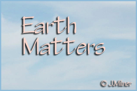Earth Matters by Jacqueline Milner – The Magic of The Cooper Marsh Conservation Area  – March 25, 2012