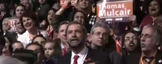 Point of Order by Stéphane Groulx – Thomas Mulcair crowned leader of NDP – March 25, 2012