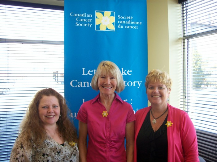 OPG Donates $2,000 to Canadian Cancer Society Wheels of Hope Program in Cornwall Ontario – March 20, 2012