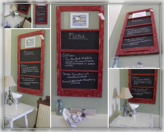 Tracey Doogan Opens Red Wind Studio – Reclaimed Furniture in Cornwall Ontario – March 8, 2012