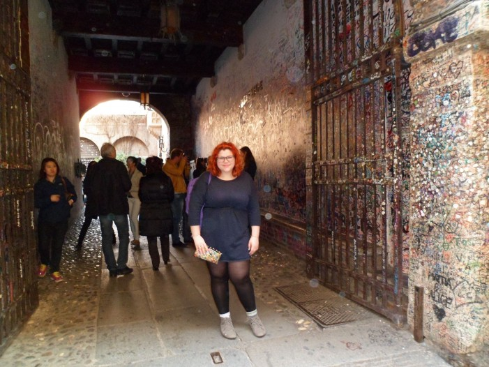 Notes from Abroad – Tabatha Pilon:  My Week in Italy ! March 23, 2012