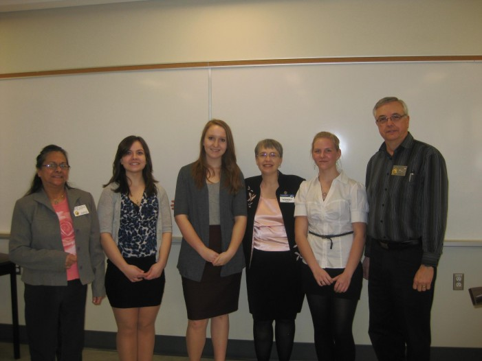 Eastern Ontario Toastmasters on the Move! Story and Photos by Don Smith – Cornwall Ontario – March 11, 2012