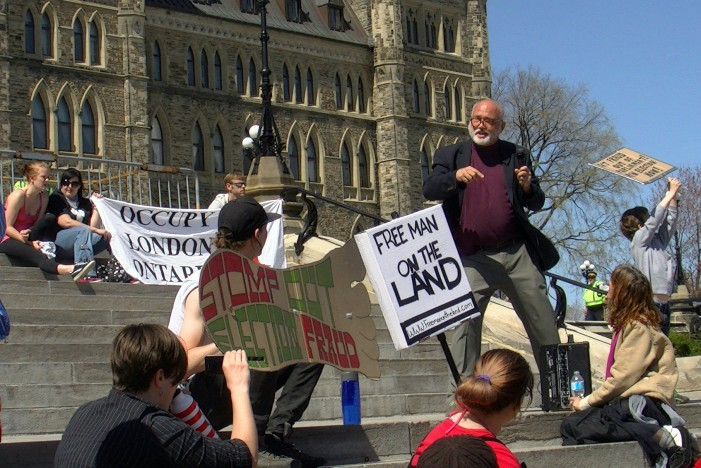Do We Know How to Protest in Canada Anymore?  Occupy Canada in Ottawa – Editorial by Jamie Gilcig
