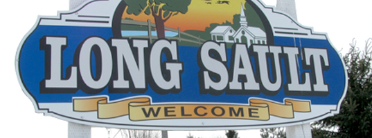 Long Sault Ontario Web Site Launched by Reg Coffey – May 23, 2012
