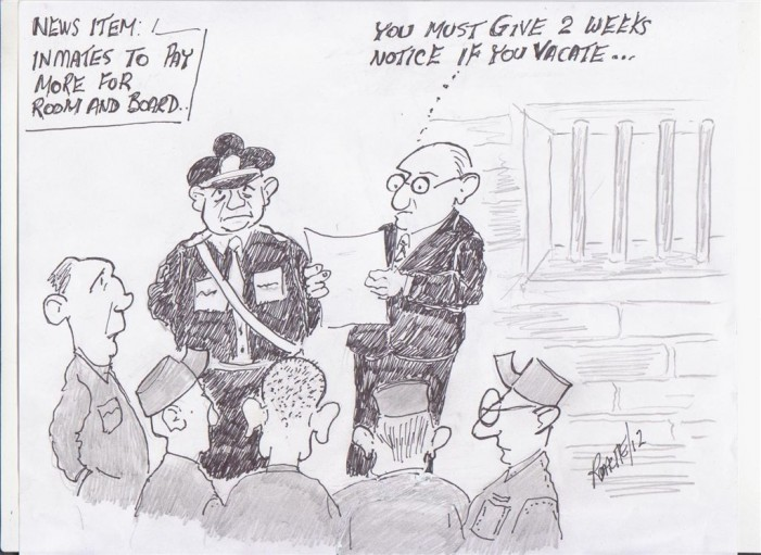 Political Times by Mike Roache – Canadian Federal Prisons – May 10, 2012