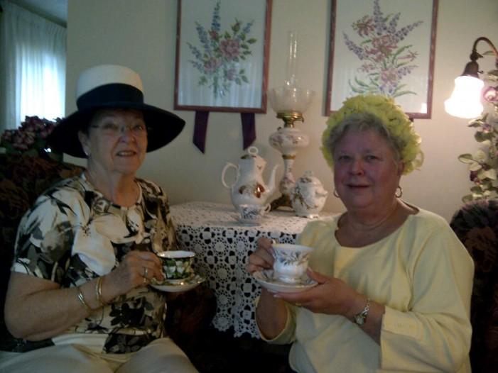 Her Majesty Queen Elizabeth II  DIAMOND JUBILEE TEA – Lost Villages Historical Society – May 26, 2012