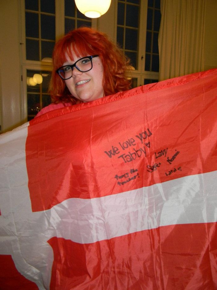 Notes from Abroad – Tabatha Pilon: End of a Journey – May 1, 2012