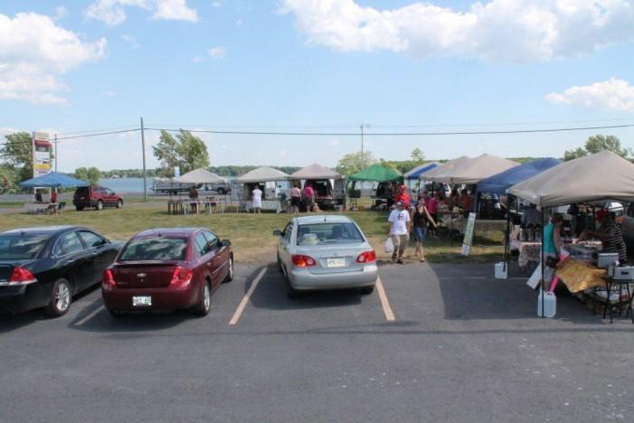 Long Sault Farmers Market Report by Reg Coffey – June 30, 2012