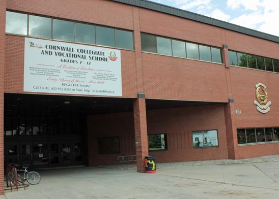 CCVS Main Entrance
