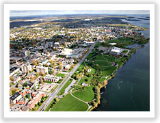 Should there be a Moratorium on Waterfront Development in Cornwall Ontario until the next Municipal Election?