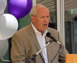 Cornwall Mayor Bob Kilger