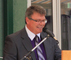 Lodge Administrator Norm Quenneville