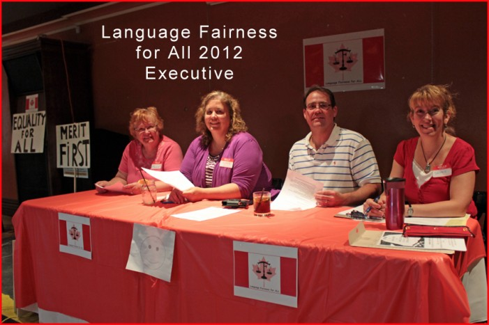 LFA: Language Fairness Group Hosts First Official Public Meeting by Don Smith