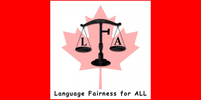 Language Fairness for All – New Organization & Website in Cornwall Ontario – Advertisement