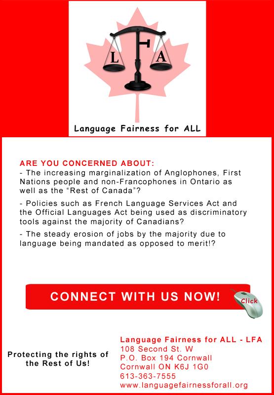 Language Fairness for All - LFA