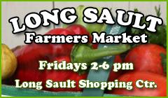 Long Sault Farmers Market Opening Day by Reg Coffey – June 2, 2012