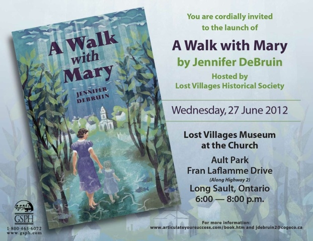 A Walk with Mary