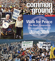 Walk for Peace June 30th   – The Next Generation  30th Anniversary 1982 – 2012 VANCOUVER BC