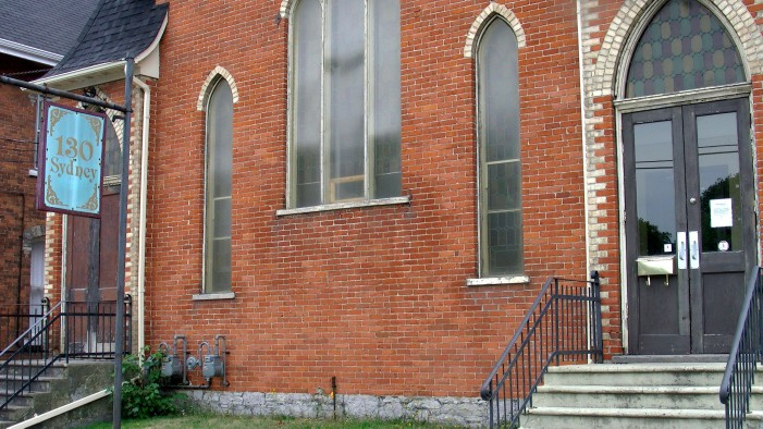 BREAKING – Religious Terrorism in Cornwall Ontario?  Church on Sydney Vandalized – Car Gassed