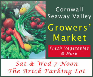 Cornwall Seaway Valley Growers' Market Report for 14 July 2012 by Don Smith